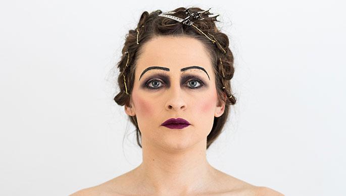 1920-luku, meikki
