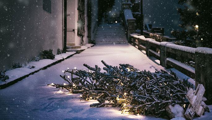 Joulupostaus