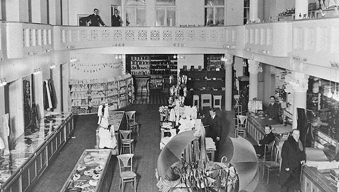 Stockmann vuonna 1912
