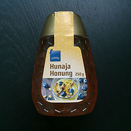 Terveellinen hunaja